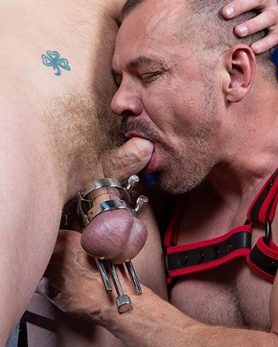 Cock / Ball Torture (CBT)
