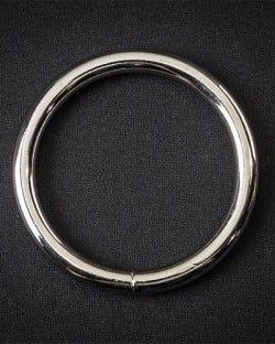 Metal O Cock Ring
