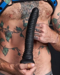 Worm - Firm Black