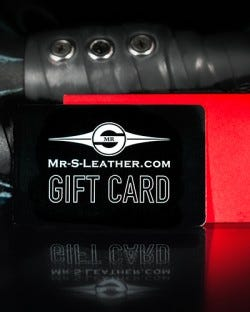Mr. S Leather Gift Card