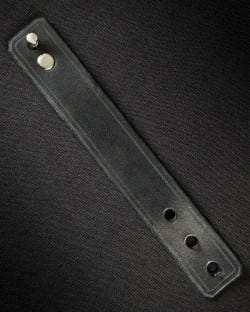 Time Lock Leather Restraint Connector
