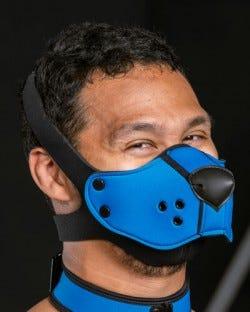 Neo K9 Face Muzzle Kit - 16 Colors