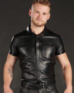 Lambskin Classic Shirt