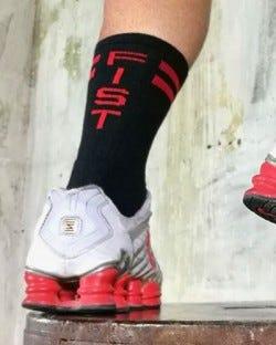 Skater Socks - Fist