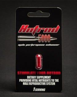 Hot Rod 5000 - Single