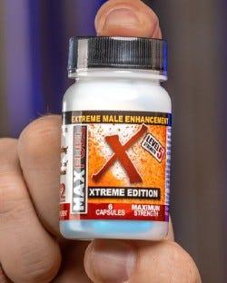 Max Fuel - 6-Count Bottle