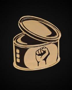 Fist Pin