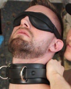 Neoprene Padded Blindfold
