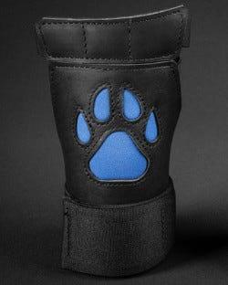 Open Paw Puppy Glove - Cobalt