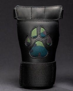 Open Paw Puppy Glove - Camo