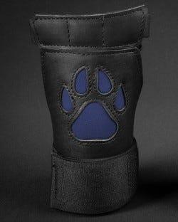 Open Paw Puppy Glove - Navy