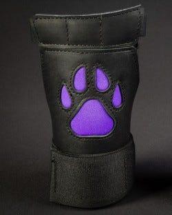 Open Paw Puppy Glove - Purple