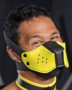 Neo Puppy face Muzzle Kit - 16 Colors