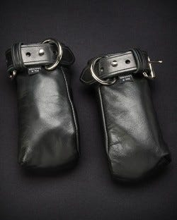 Lined Fist Mitts