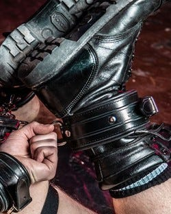 Essential Ankle Restraints