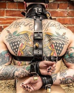 Shoulder to Wrist Restraints