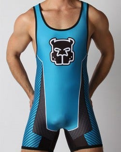 Kennel Club Scout Singlet Turquoise