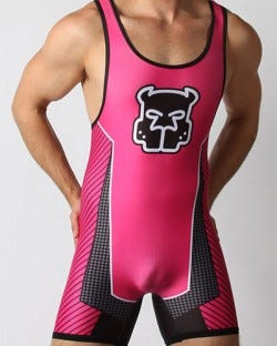 Kennel Club Scout Singlet Pink