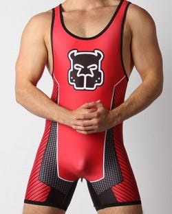 Kennel Club Scout Singlet Red