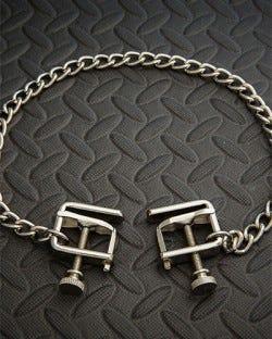 Press Clamp & Chain