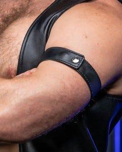 Narrow Leather Armband