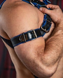 Trojan Armband - Blue