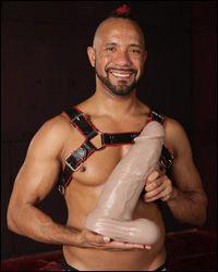 Nick Capra Dildo - 4 Sizes