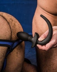 Vibrating Puppy Tail