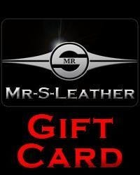 Mr. S Leather Virtual Gift Card