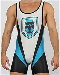 Kennel Club Singlet Blue