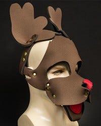 Neoprene Reindeer Muzzle