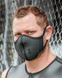 Neoprene Face Mask - Snakeskin