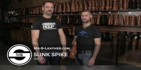Slink Spike SuperSoft Bronze