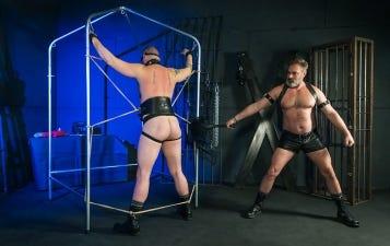 Bondage Sling Frame - Floggers